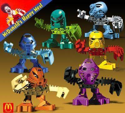 mcdonald 39 s bionicle promos topic bionicle the ttv message boards. Black Bedroom Furniture Sets. Home Design Ideas