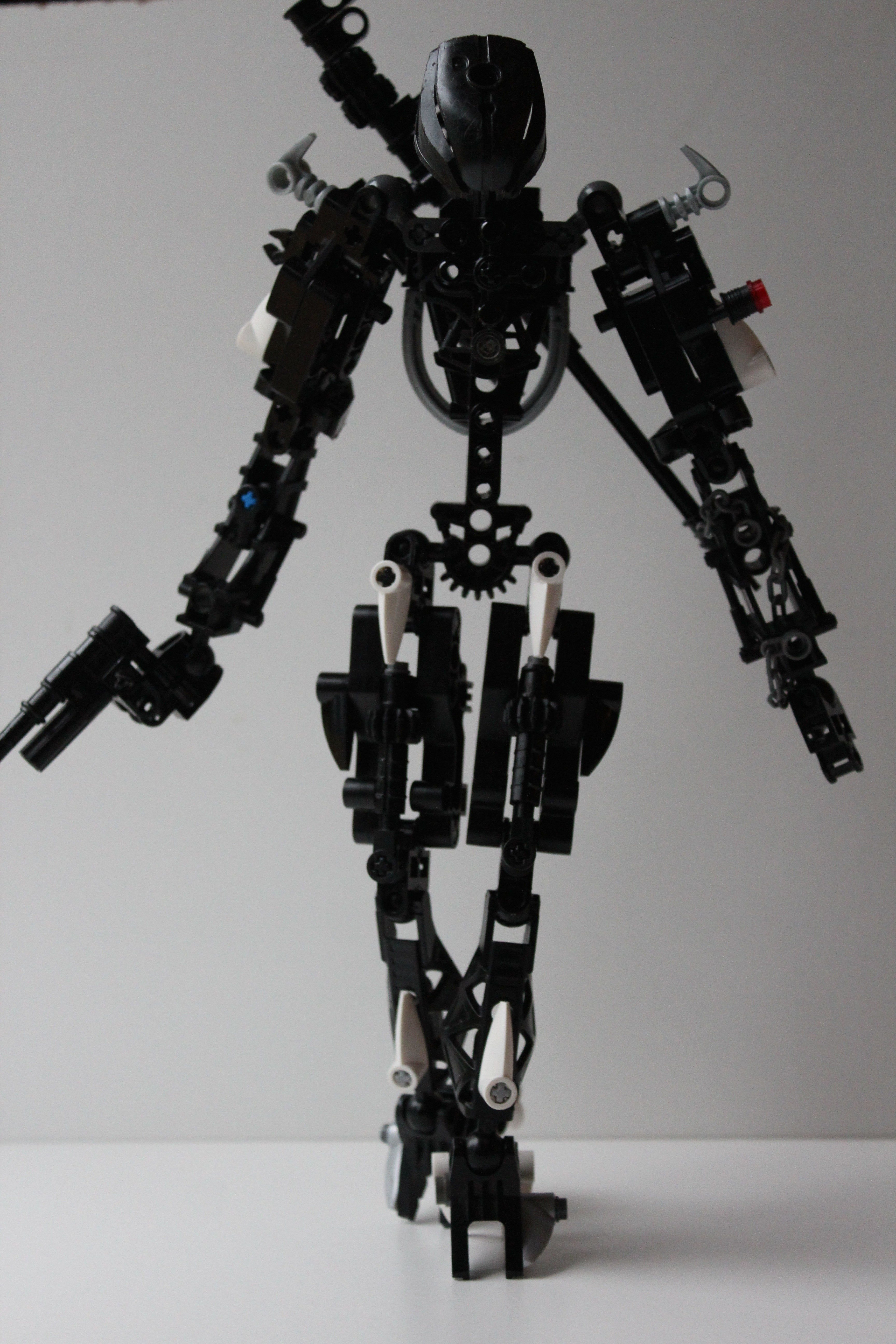 First proper MOC: Dark Umbra (it's meant to be generic