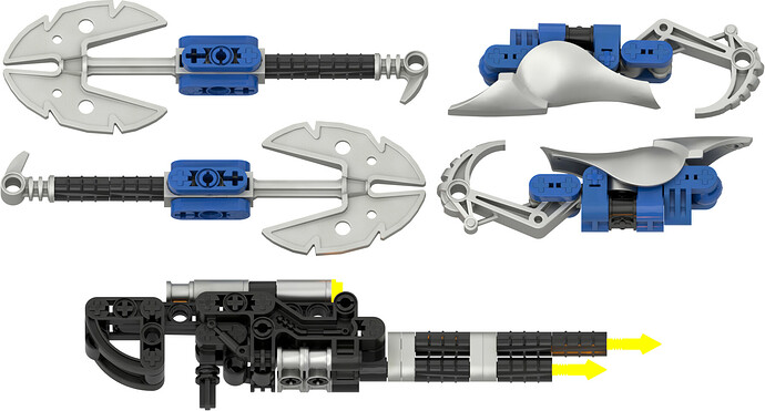 Gali Weapons 2