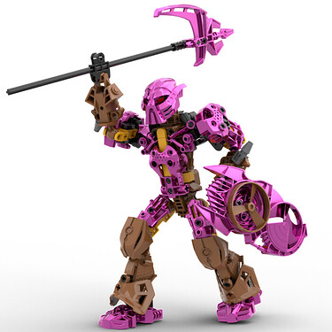 Pouks Main Pink