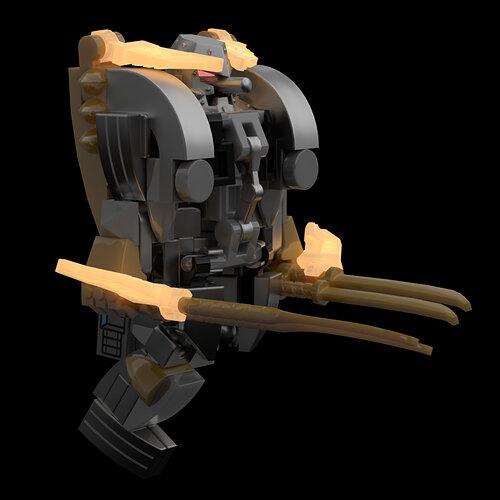 knight minifigures samurai