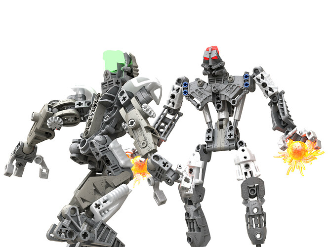 You've lost Mata Nui