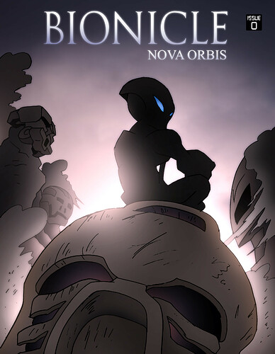 Issue 0 Cover