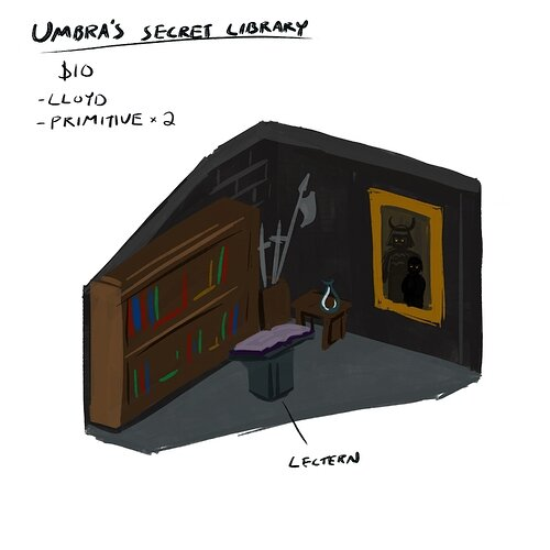 Umbras_Secret_Library
