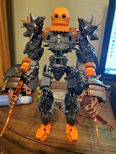 Toa Zaria proto build 5