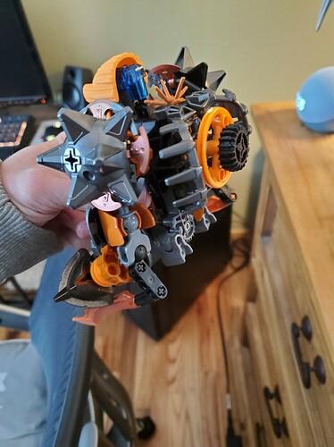 Toa Zaria proto build 4