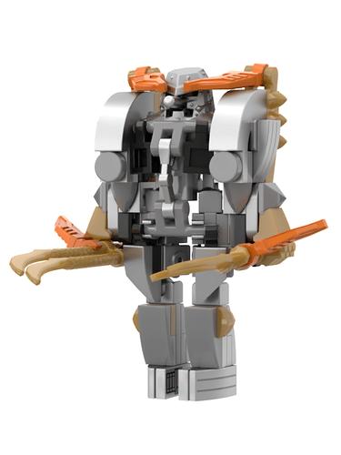 knight minifigures
