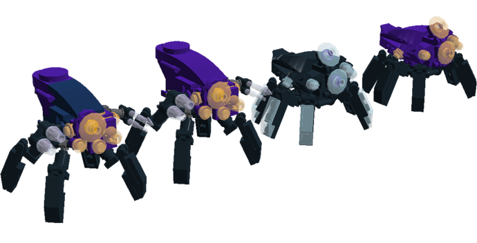 Maelstrom Dark Spiderling
