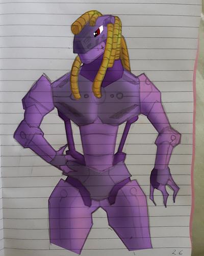 Bionicle Luda