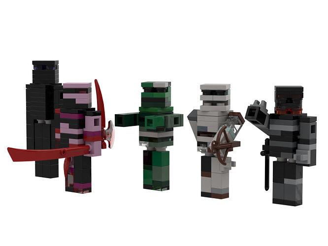 minecraft pink_Copy