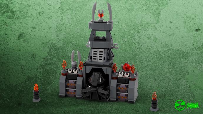 SWB 105 Mini Tower of Toa
