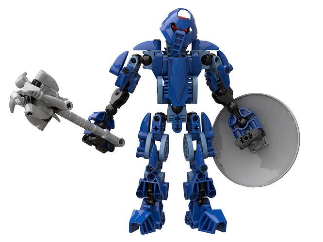 Helryx armored