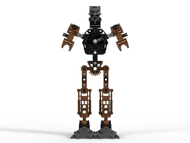 Pouks-Build