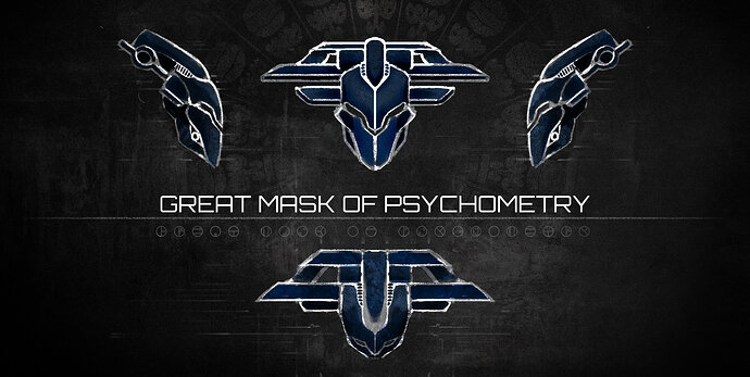 Mask of Psychometry