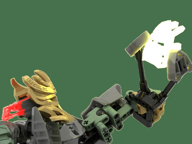 Artahka forges the avohkii