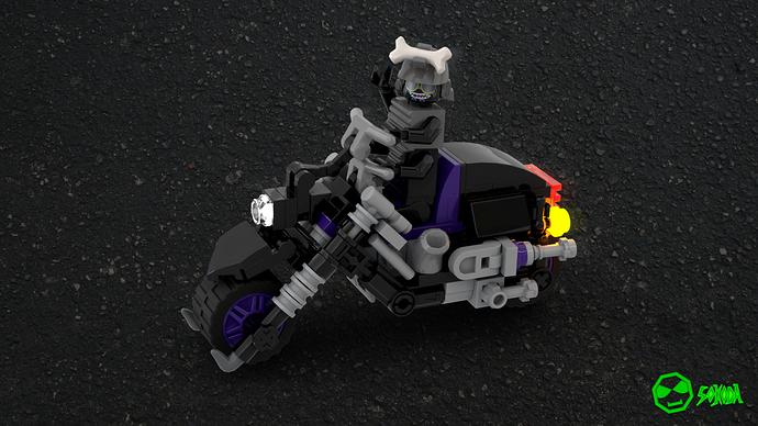 SWB 106 The Garma-bike