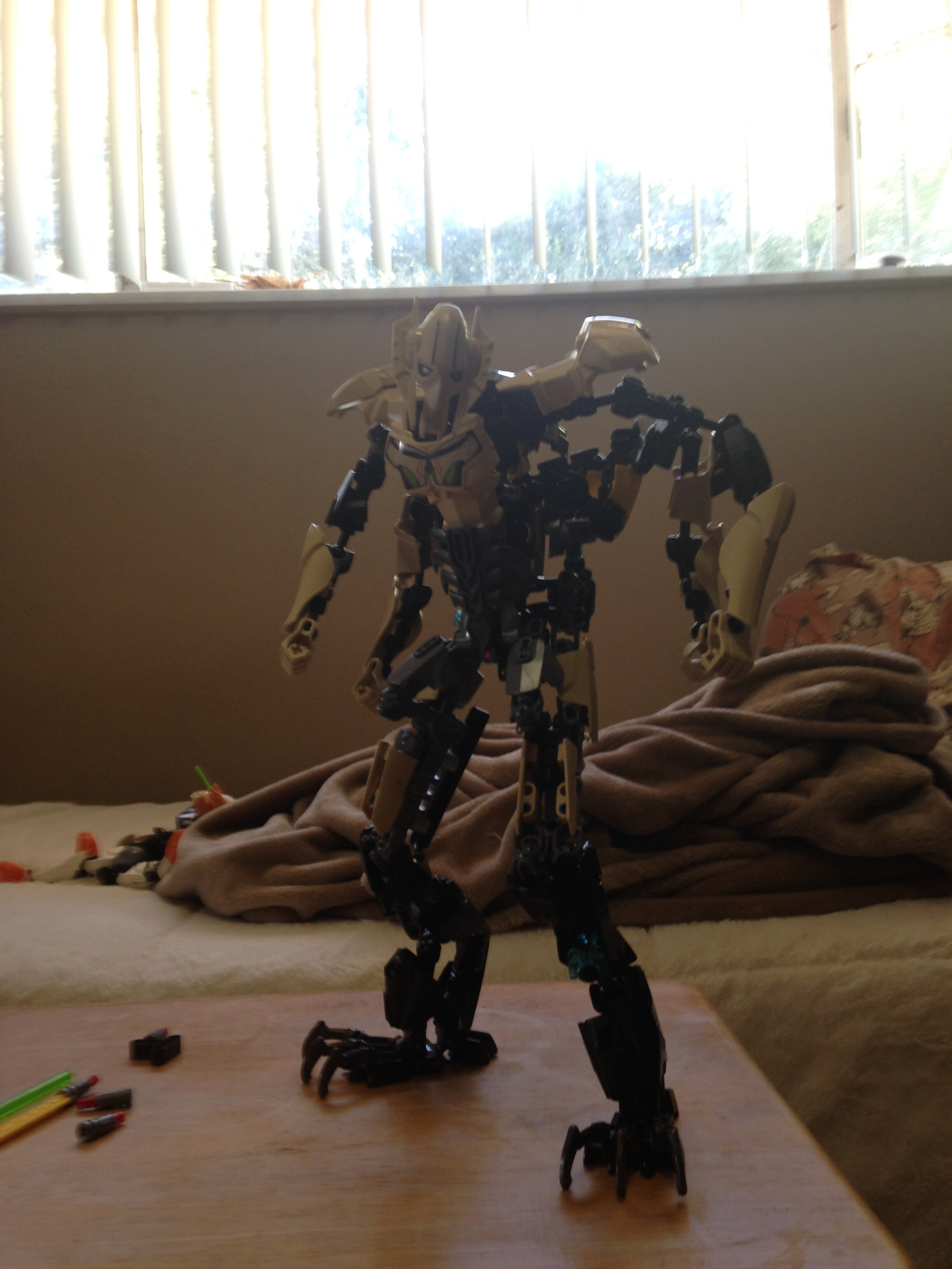 Starwars: episode 99 the revamp of Grievous - Lego ...