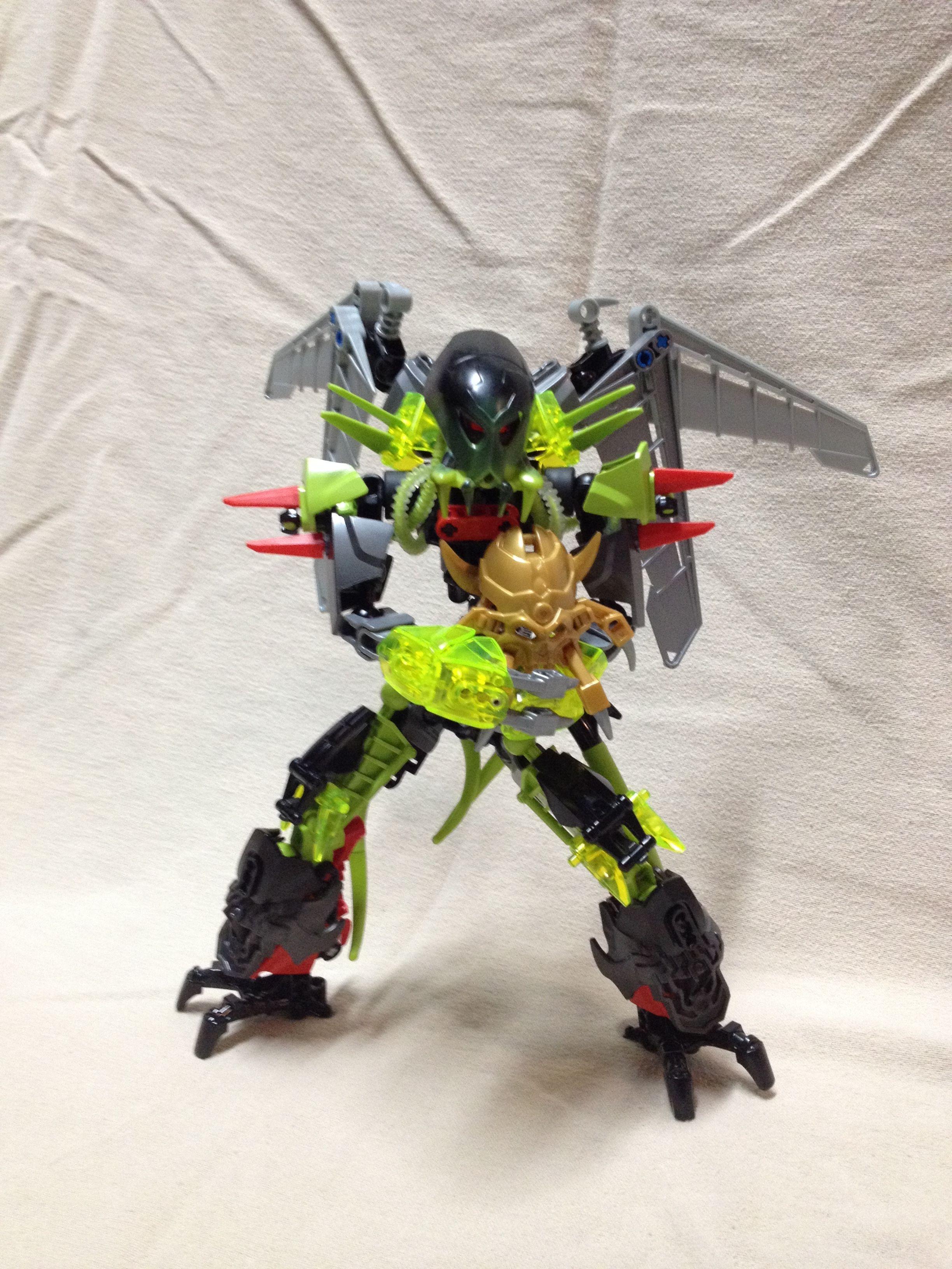 Лего Биониклы (Bionicle) - каталог наборов с инструкциями 77