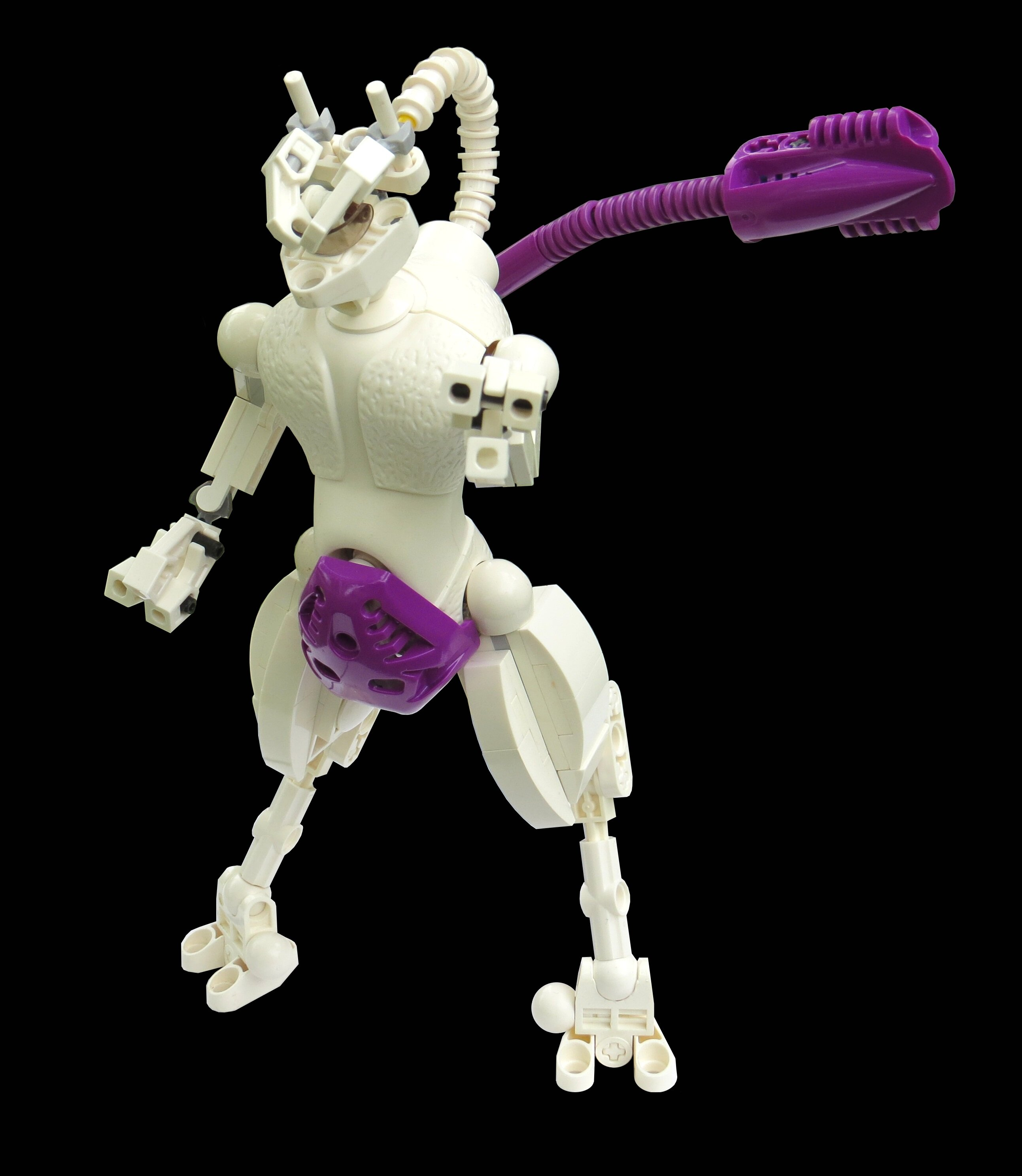 Mewtwo The Genetic Pokémon Lego Creations The Ttv Message Boards