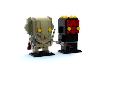 Jitils Star Wars Brickheadz Requests Reopened Lego Creations