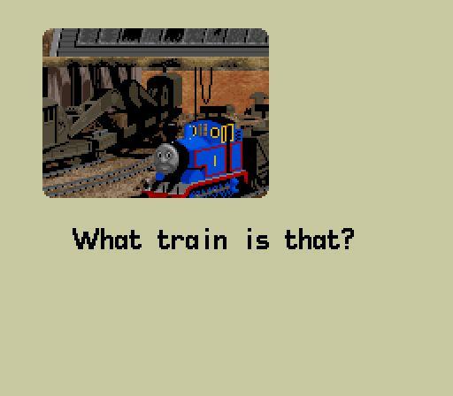 Who is This Man? - A Thomas the Tank Engine Creepypasta
