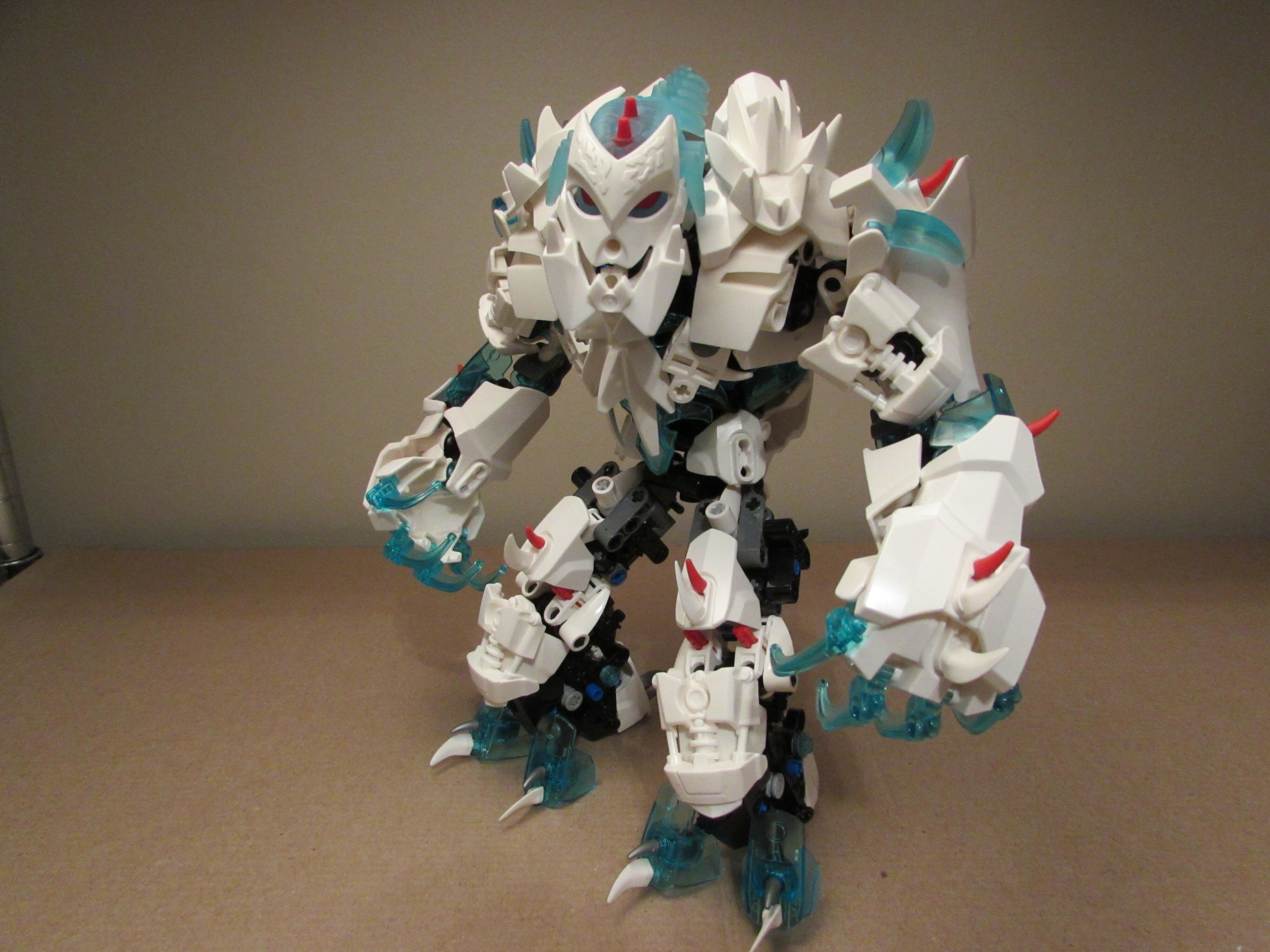 Ice Beast King Of The Frozen Lego Creations The Ttv Message Boards