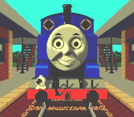 Who Is This Man A Thomas The Tank Engine Creepypasta