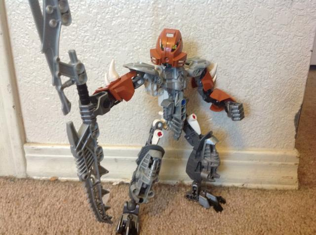 What are Your Dark Hunter MOCs/Characters? - BIONICLE - The TTV