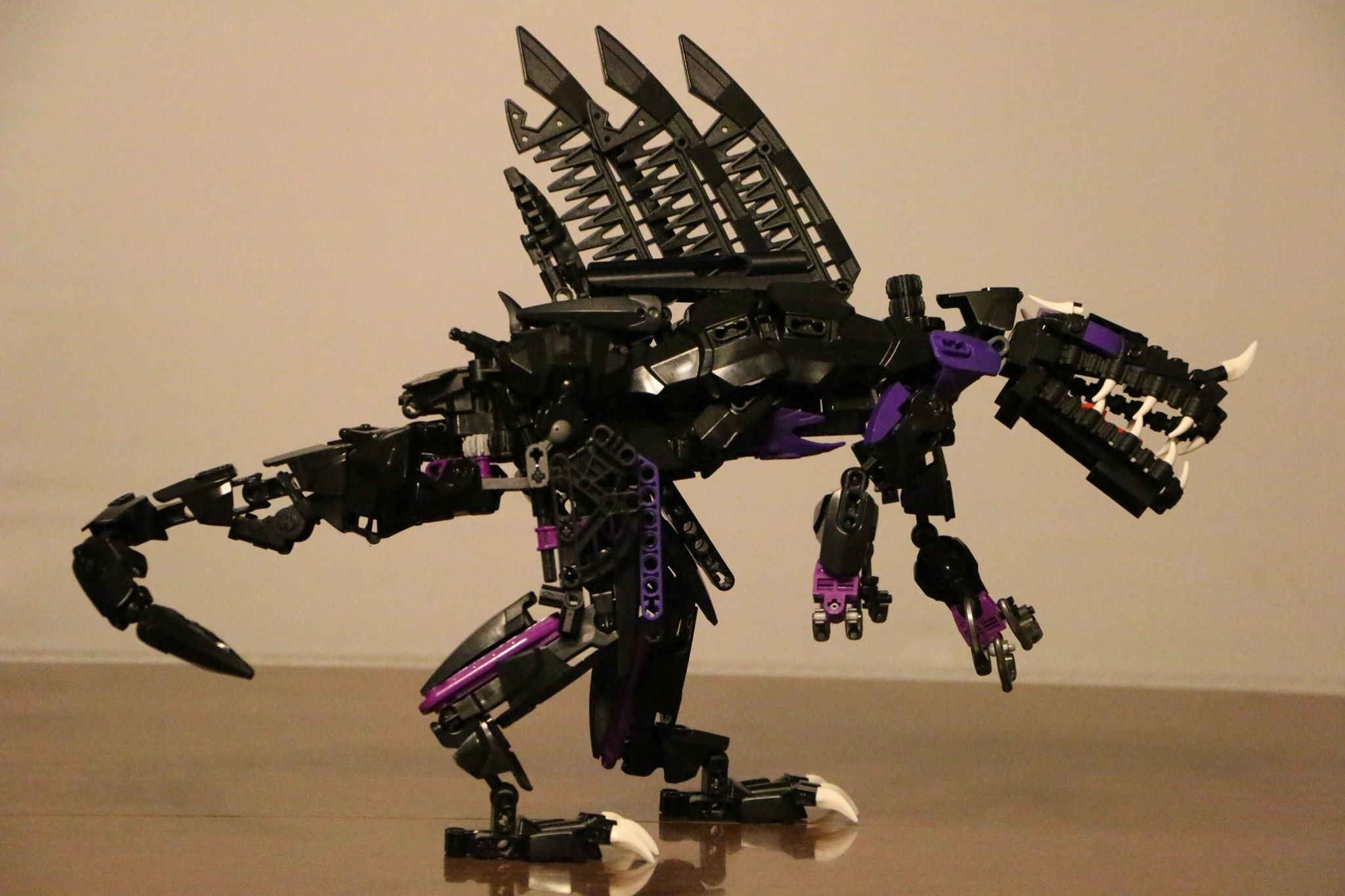 Bionicle spinosaurus lego creations the ttv message boards - Lego dinosaurs spinosaurus ...
