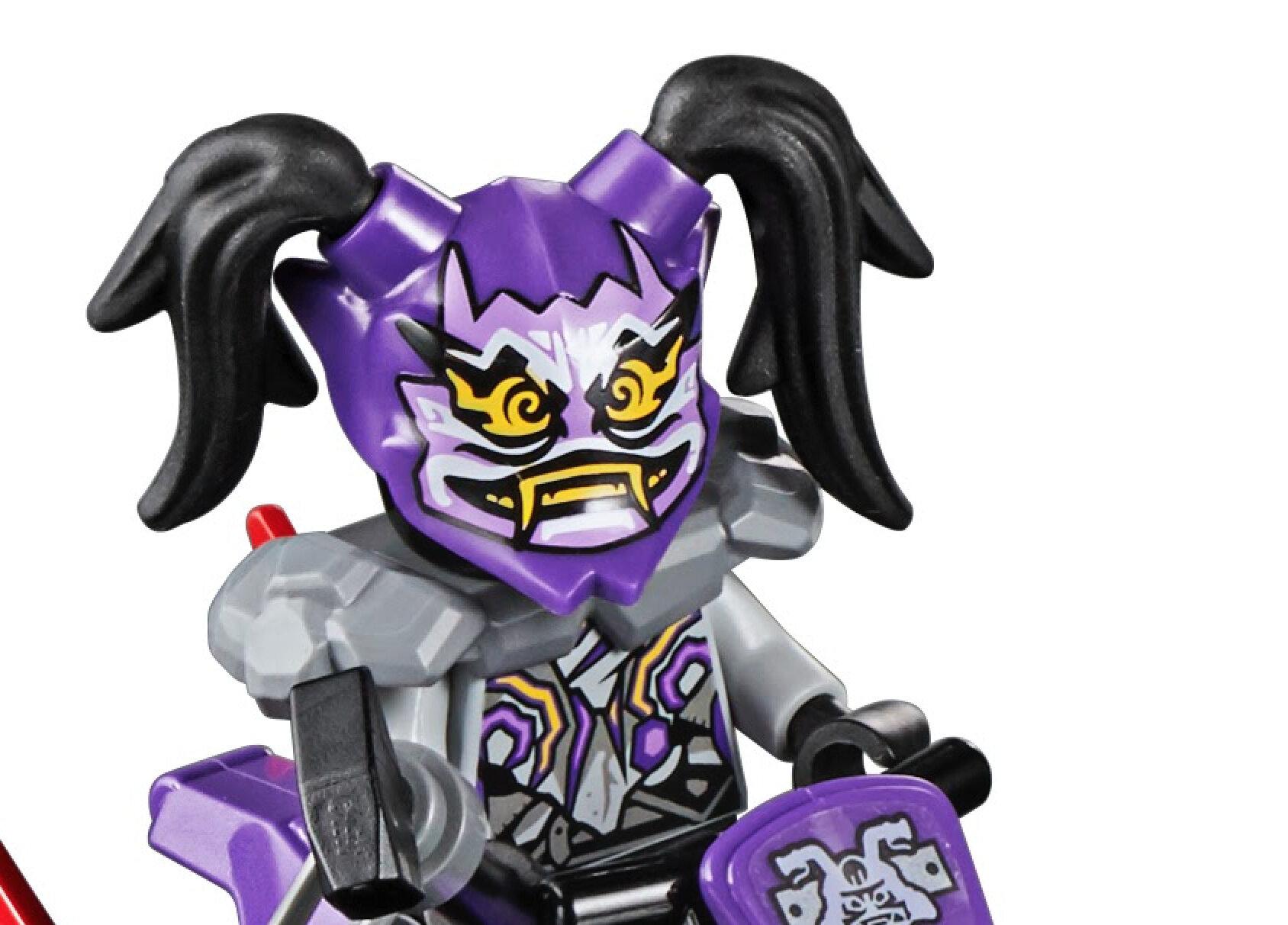 Маска Ninjago (Ниндзяго) 98897-PK1 Маска NINJAGO Джея LEGO 31