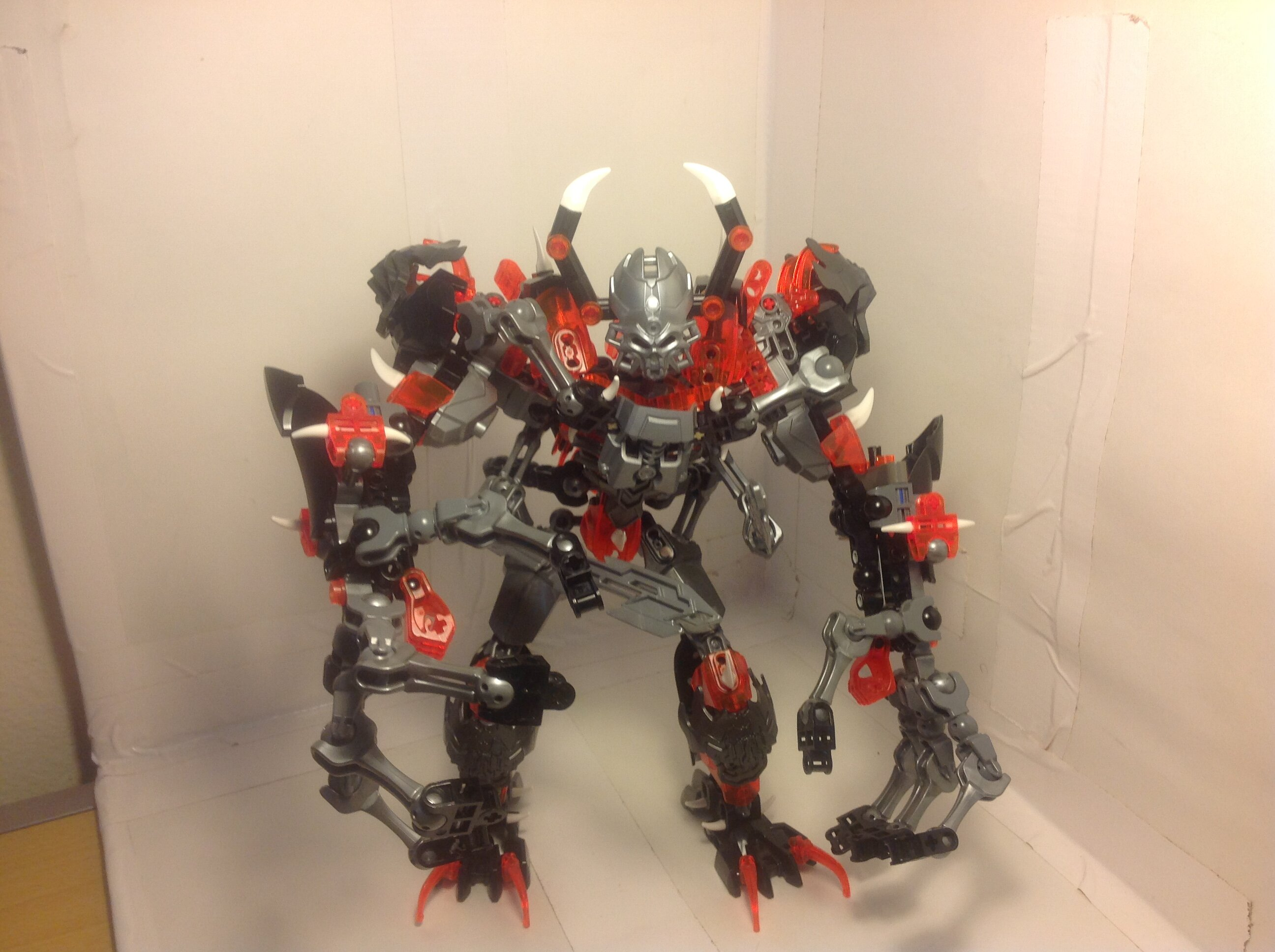 Bionicle Skull Titan - Lego Creations - The TTV Message Boards