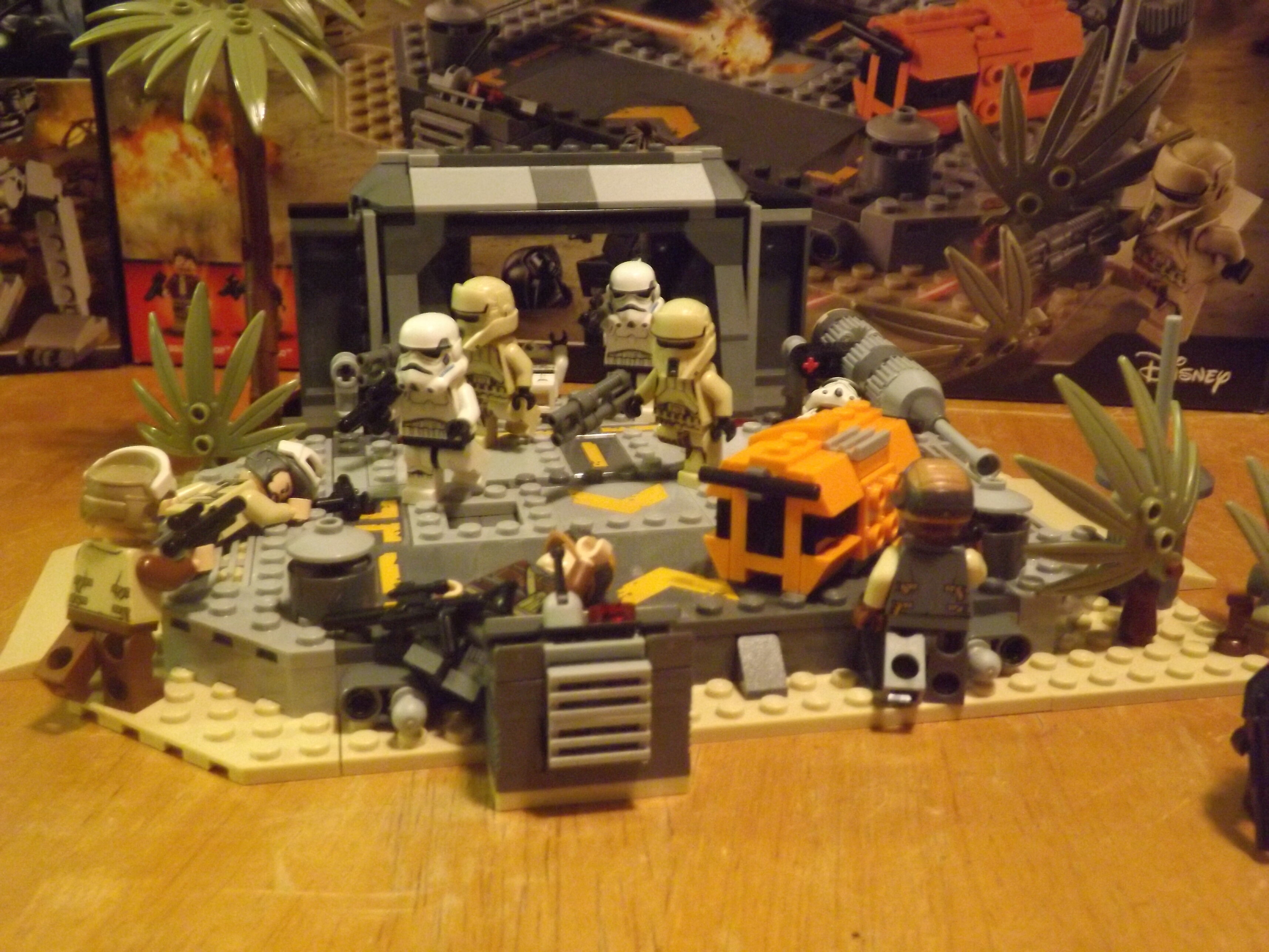 LEGO Star Wars 2017 Rogue One Sets! - Community Reviews