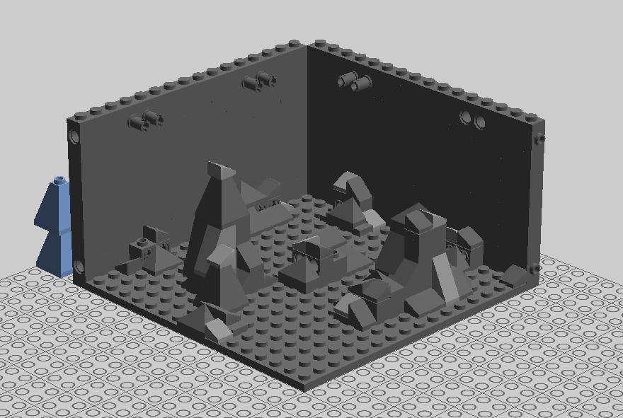 variation of 2- corner