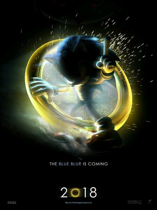Sonic The Hedgehog Film 2019 Movies The Ttv Message Boards