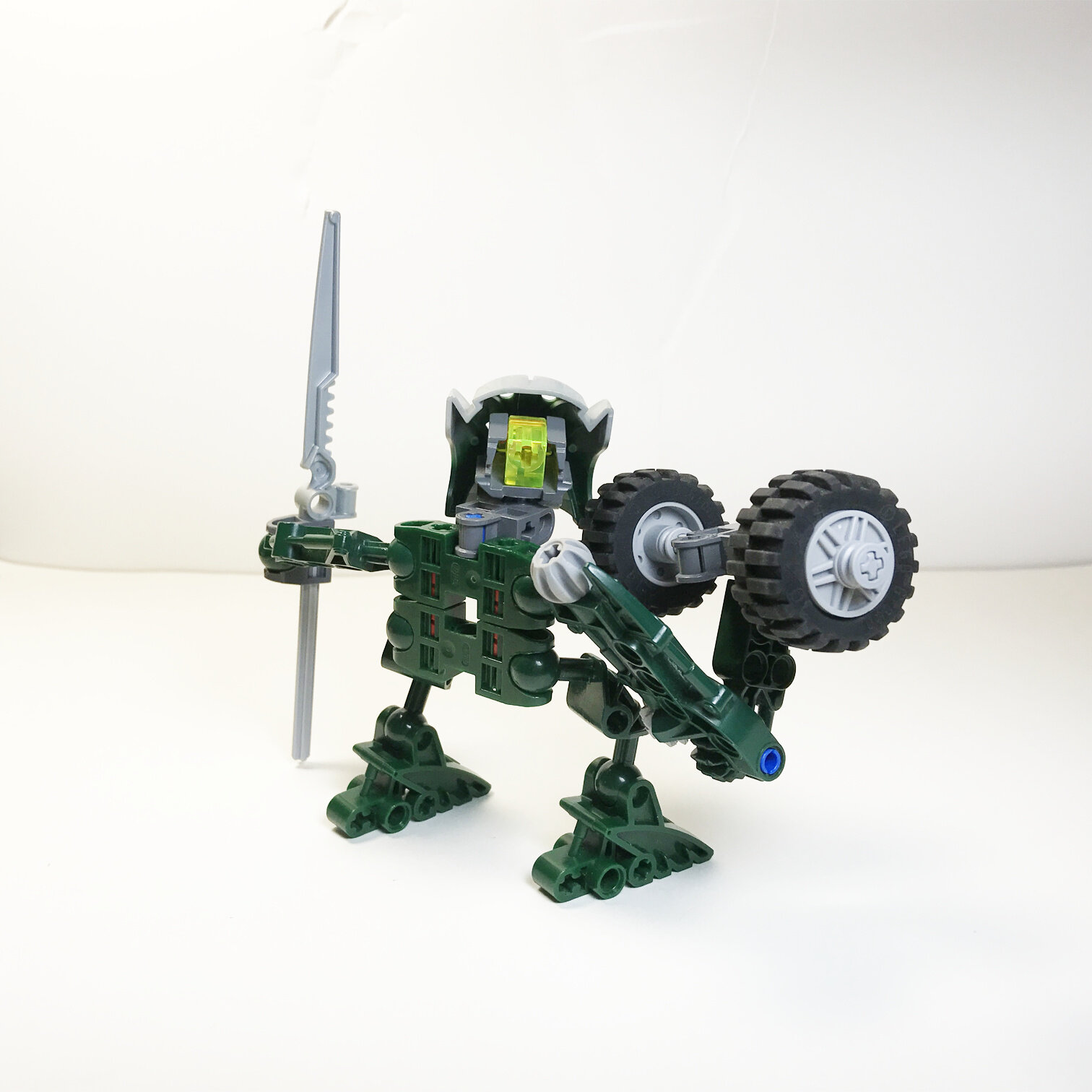 buff good guy - Lego Creations - The TTV Message Boards