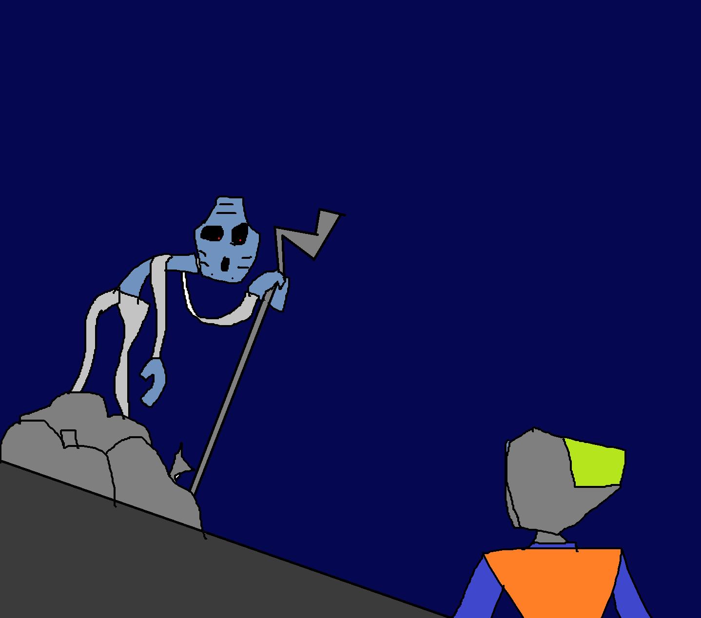 zork chapter 1 illustration
