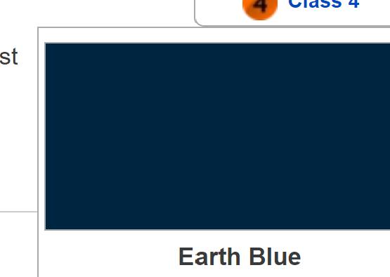 eath blue
