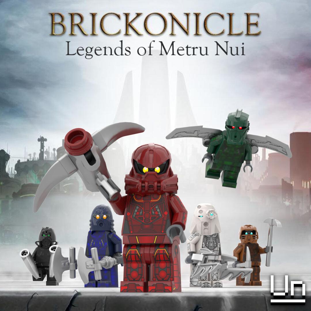 Brickonicle Metru 1